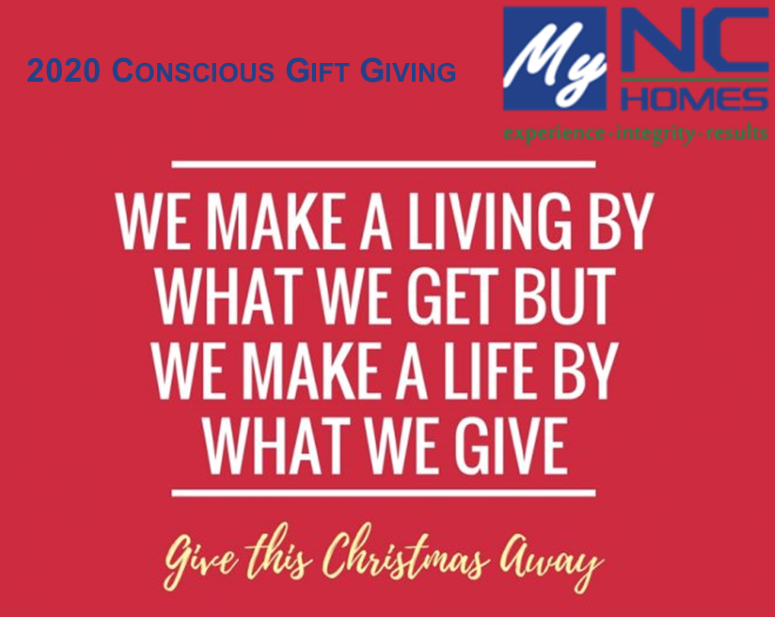2020 Conscious Gift Giving Guide